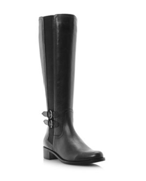 Leather riding boots Dune