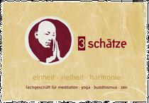 Fachgeschäft für Meditation, Yoga, Buddhismus und Zen