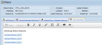 SAP-BW Beispiel - Kommentare (inkl. Links)