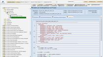SAP-BW Beispiel Programmcode (ABAP)