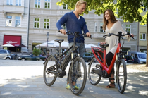 e-Bike als Alternative zum Auto