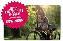 e-Bike Gewinnspiel e-motion und NRW Tourismus
