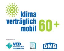 Logo Klima verträglich mobil 60+