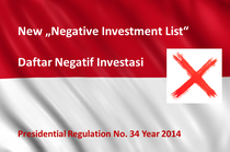 Neue Vorschriten für ausländische Investoren in Indonesien