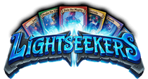 Lightseekers Tradingcardgame von Playfusion