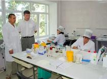 Дмитрий Матвеев в Вятскополянской ЦРБ