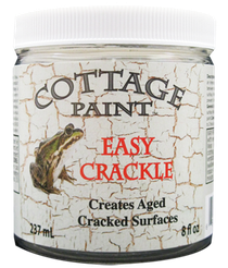 Easy Crackle, Cottage Paint