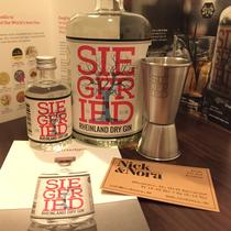 Siegfried Gin + Jigger