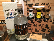 Duke Gin & Aqua Monaco Tonic Water