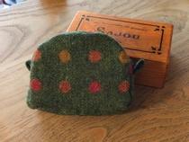 mini wool porch