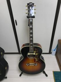 Gibson SJ-200 Tne64(改)