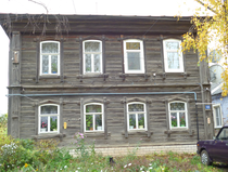 Дом  Яловицына Ф.М.