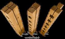 Weinregal Holz Design & Wein