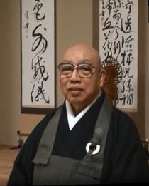 井上哲玄老師2013年