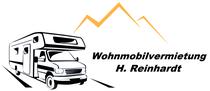 Logo Wohnmobilvermietung Reinhardt