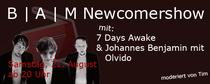 B | A | M Radio Newcomershow
