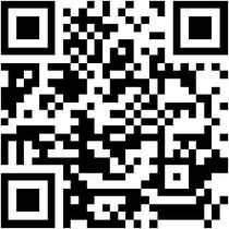 Dieser QR  Code ist auf der Homepage auch auf der rechten Seite zu sehen