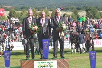 WM Einzelwertung - links Sebastin Wareck/Foto:Dr. Schwarzl
