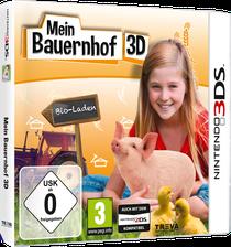 Packshot Bauernhof 3D