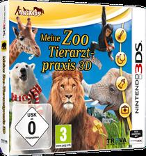 Packshot Meine Zoo-Tierarztpraxis 3D