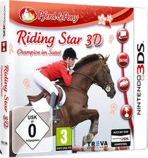 Packshot Riding Star 3D