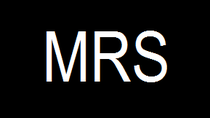 "Logo treno ""MERCI RAPIDO SPECIALE"""