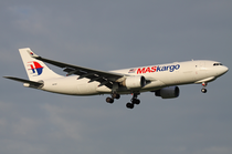 P2F converted Malaysia Airlines A330-300F