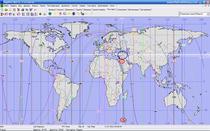 Техника прогноза: астрокартография