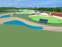 Il progetto degli impianti di Woodside Sport Complex,nel Wisconsin che sarà terminato nel Giugno 2013