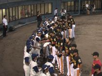 日米独立リーグ野球対抗戦