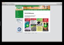 Webseite Eugen Lägler GmbH