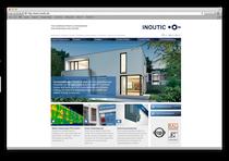 Webseite Inoutic / Deceuninck GmbH