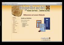 Webseite Engelbracht GmbH
