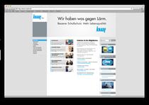 Webseite Knauf Gips KG
