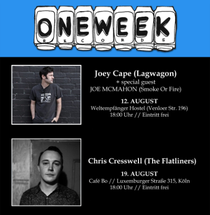 One Week Showcases