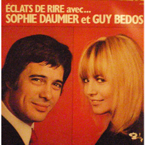 Pochette de disque de Guy Bedos et Sophie DaumierUY