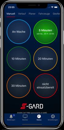 AlarmApp der FF Emsen