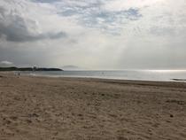 北九州市若松区岩屋のビーチの写真