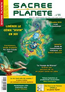 Sacrée Planète n°55 décembre 201