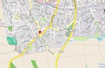 Karte von OpenStreetMap.de