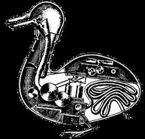 Die Ente als triviale Maschine