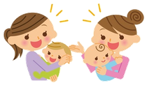 乳児期(0~1歳ぐらいまで)