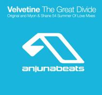 Velvetine – The Great Divide (Anjunabeats)