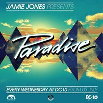 Jamie Jones Presents Paradise