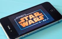 Kinect Star Wars App