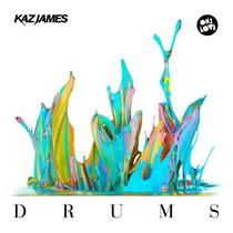 Kaz James | Drums