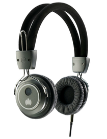 Ministry of Sound 006 Headphones - Gunmetal/Black