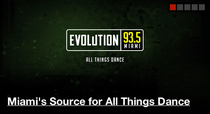 Evolution 93.5 Miami
