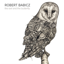 Robert Babicz | The Owl And The Butterfly