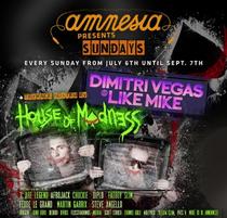 Amnesia Presents